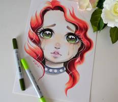 Silent Tears by Lighane