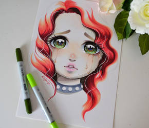 Silent Tears by Lighane