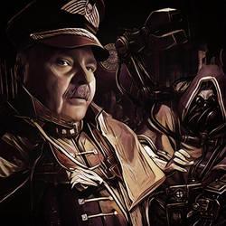 Captain Garviel Kai by Rokatinsky