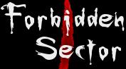 Forbidden Sector - logo by Trixita