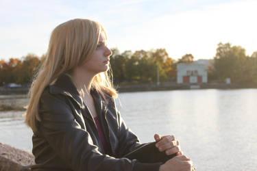 Rose Tyler - Sundown by Trixita