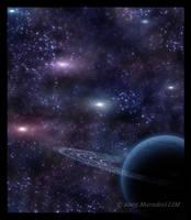 Starfield by key-stone