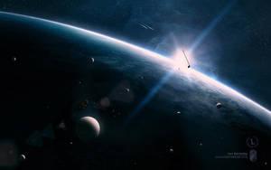 Space Golf by Pr3t3nd3r