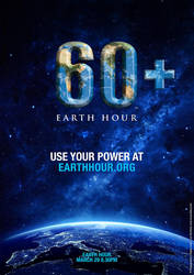 WWF Earth Hour by Pr3t3nd3r
