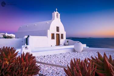 Santorini by Pr3t3nd3r