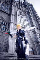 Final Fantasy VII Advent Children by overclass2