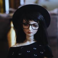 satoshi + black by AzureFantoccini