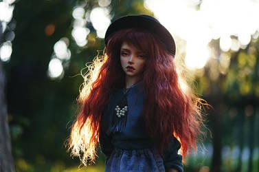 autumn eva I by AzureFantoccini