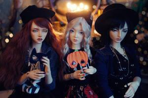 Halloween by AzureFantoccini
