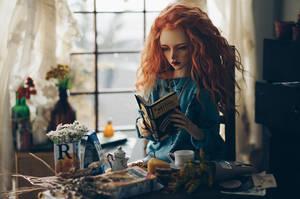 Breakfast V by AzureFantoccini