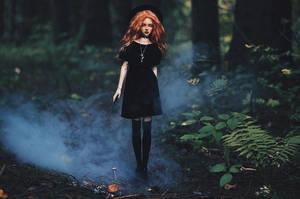 magic I by AzureFantoccini