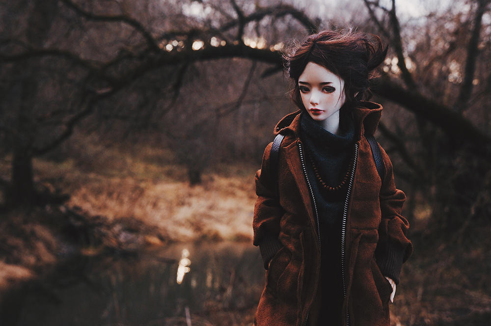 November walk III by AzureFantoccini