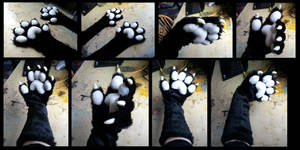 Mycah Handpaws by CuriousCreatures