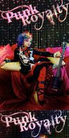 Punk Rock Royalty by soullessYUMEIRU