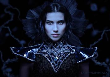 Dark Flower by Lady-Symphonia