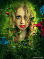 #1 Splintered - Abrams Books Publishing Series. by Lady-Symphonia