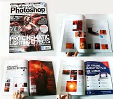 Cinematic Art/Lighting - Advanced Photoshop UK by Lady-Symphonia