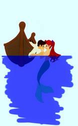 Mermaid by jordskimar