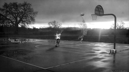 Basketball wallpaper by Piksi012