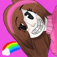 Mabel Anime Gravity Falls by audrevil