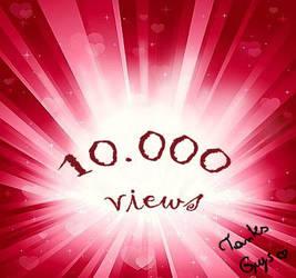 10.000 Pageviews by Lu-s