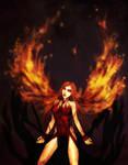 Phoenix by VivienKa