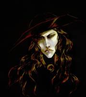 D for Vampire hunter D by VivienKa