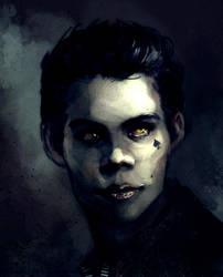 Joker by VivienKa