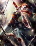 Forest archer by VivienKa