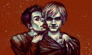 Serial killers in love by VivienKa