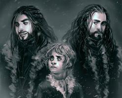 Two kings by VivienKa