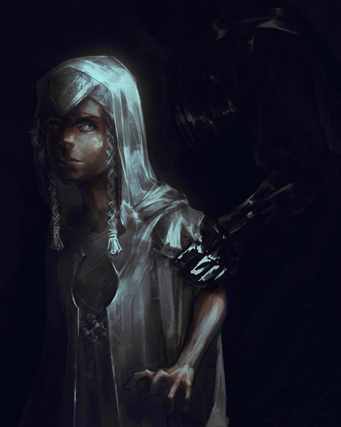 Oracle by VivienKa