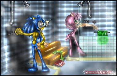 SONAMY-Sweety Shower- by AllesiaTheHedge