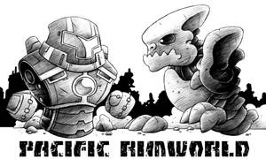 Pacific Rimworld by drakefenwick