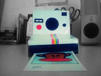 polaroid by nishynish
