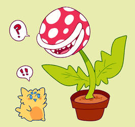 Planty boy by Lordvirtuoso