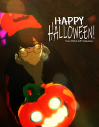 [MMD] It's SpOoPy TiMe! by JoshuaKuun