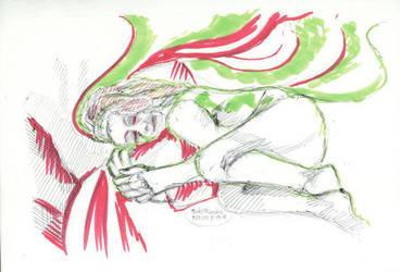 100 Themes - Sick - Miasma by Firiel-Archer