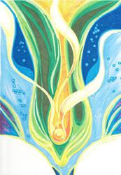 100 Themes - Falling - Meteoric by Firiel-Archer