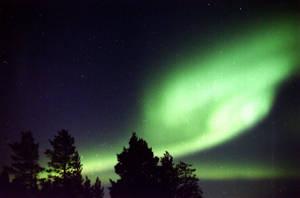 Aurora Borealis 1 by Hig3n