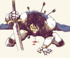 The Fall Of Luca Blight by lorenzolamass