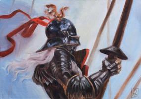 Rhaegar Targaryen, Prince of Dragonstone by Darko-Stojanovic-Art