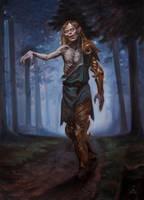 Zombie by Darko-Stojanovic-Art
