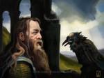 Thorin and Roac by Darko-Stojanovic-Art