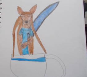 Tea deer by starauthor