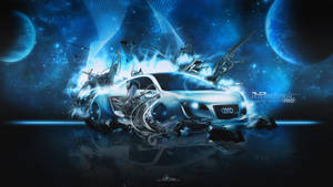 Audi Wallpaper by DeeJayCRO