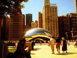 chicago by ALTAWEEL