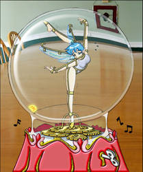 Suichiro's Trixie globe by yomerome