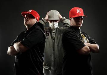 The Urban Boyz by xn3ctz