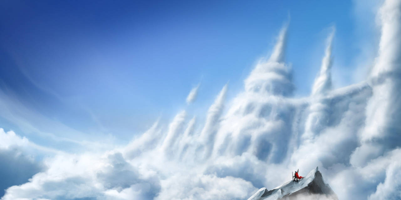 Castles in the sky by xn3ctz